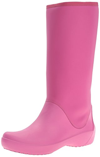 Crocs Tall Rain Berry Boot Floe Women's HqraHt