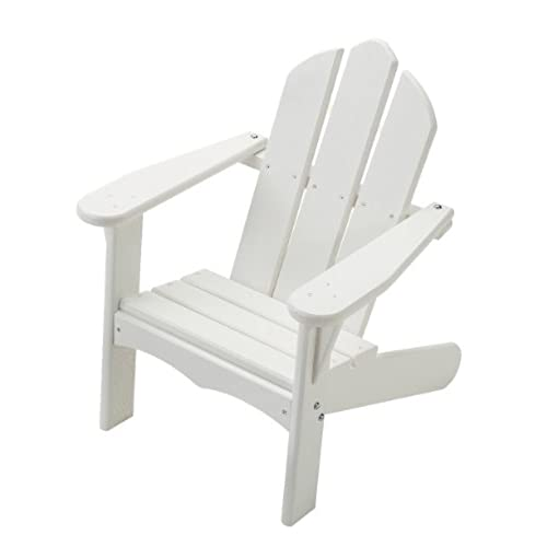 Little Colorado Personalized Childu0027s Adirondack Chair  White