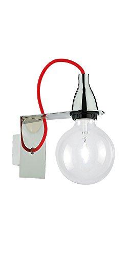 IDEAL LUX - Applique MINIMAL AP1 CROMO - IDEAL LUX - ILX-45207 ...