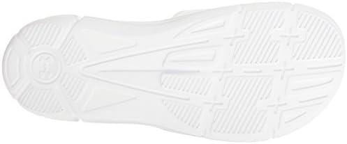 メンズサンダル・靴 UA Ignite V Slide White/Black 9 (27cm) D - Medium