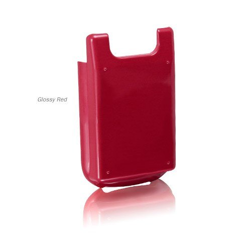 Palm Centro Battery, BoxWave [ElectraSpan Extended Battery Cover] Replacement Battery Cover for Palm Centro - Glossy Red