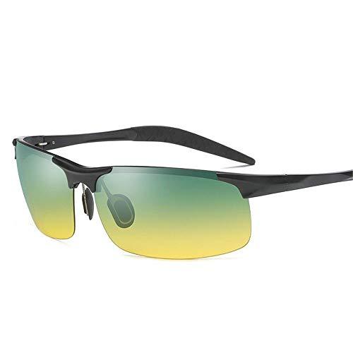 La De El Polarizadas Gafas negra ZYZHjy De Negra Caja La caja Sol Hombre IB4xwOx0q