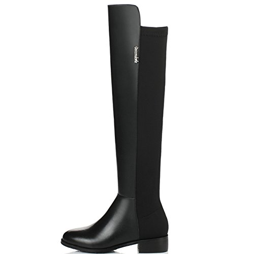 Nine SevenOver-the-knee Boots - Botas mujer negro