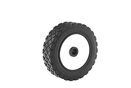 schwarz Ratioparts 150 mm Rad; Kunststoffrad