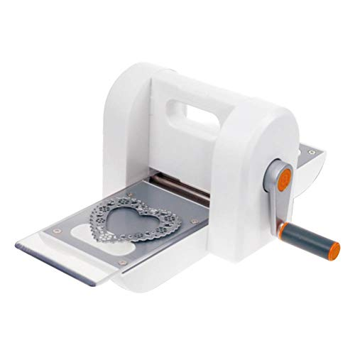 Patgoal Small Carbon Steel Die Cuts DIY Embossing Cutting Machine for Crafts Card Making Scrapbooking (Embossing Machine)