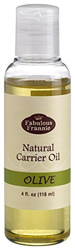 Olive 4oz Carrier Oil Base Oil for Aromatherapy, Essential Oil or (Carrier Olive)