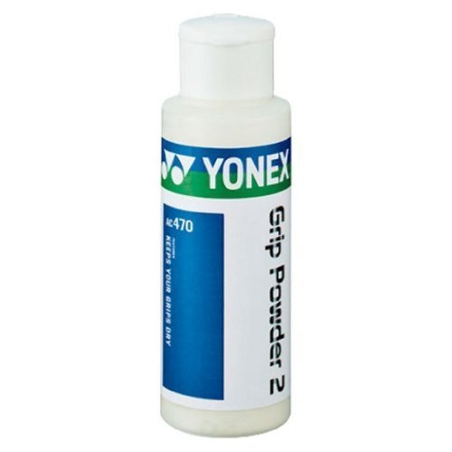 Yonex Grip Powder 2 (Ac470) 2014 New (Best Badminton Grip For Sweaty Hands)