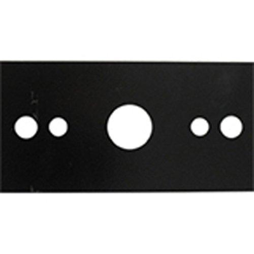 Cuchilla para recortadora adaptable IBEA p4050048 Ve 55097B 55095B ...