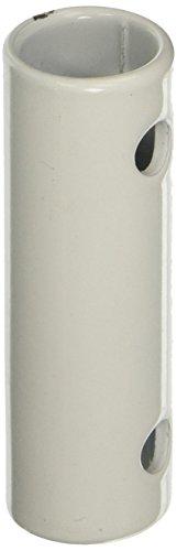 Emerson CFDR25WW Ceiling Fan Downrod, 2.5-Inch Long, Appliance White ()