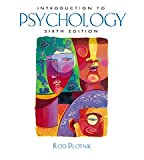 Introduction to Psychology, Rod Plotnik, 0534580106