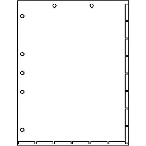 Medical Arts Press Chart Divider Sheets, 8-1⁄2x11