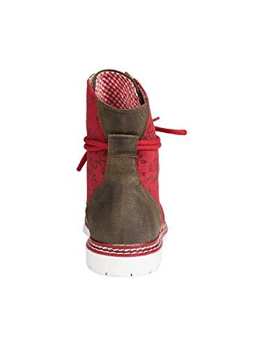Women's d469janinarotrustik Red Wensky amp; Boots Spieth Az qBwSxaETp