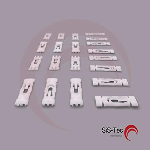 Lot de 20 clips de fixation pour barres de toit Klip 1H0853733B