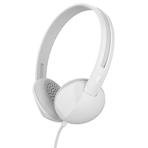 Skullcandy S5LHZ J568 Anti Without Mic Headphone  White Gray