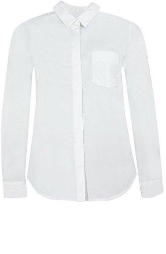 InWear camisa de color blanco Pure White