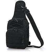 GSH 7-Liter Men's Military Shoulder Bag (several colors)