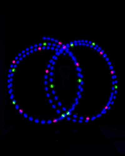 EmazingLights ePoi Lite LED Poi Balls - A Brighter Way to Spin Poi by EmazingLights (Image #8)