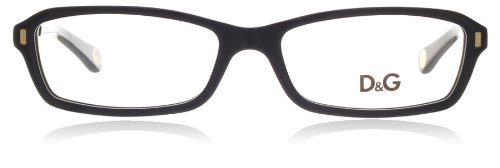 1217 Glasses - DOLCE&GABBANA D&G EYEGLASSES DD 1217 BLACK 501 DD1217