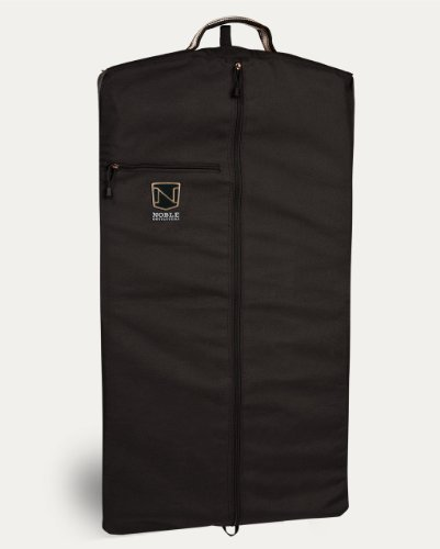 Noble Outfitters Show Ready Garment Bag, Black by Noble Outfitters