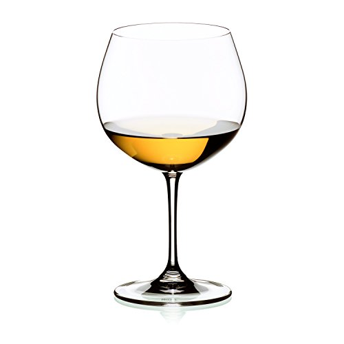 (Riedel Vinum Leaded Crystal Montrachet/Chardonnay Wine Glass, Set of 6)