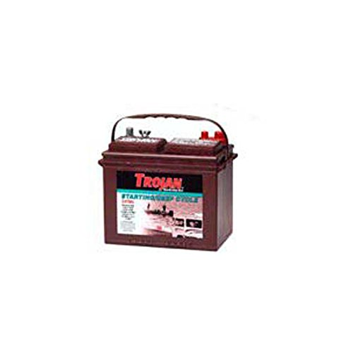 Trojan 27TM 12V 105Ah Flooded Deep Cycle Battery for Marine RV FAST USA SHIP - 12 Volt Rv Battery