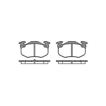 renault clio - 7701208218 brake pad set for disc brakes: amazon co uk: car  & motorbike