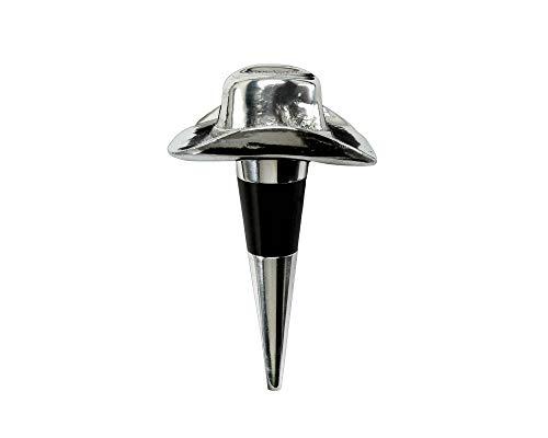 Cowboy Dish Soap (Arthur Court Western Cowboy Hat Bottle Stopper/Wine Stopper - Aluminum)