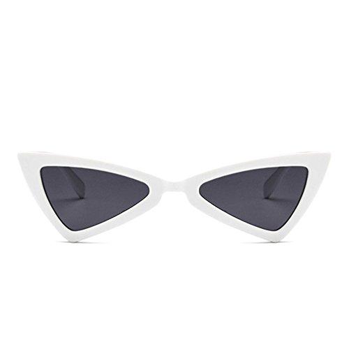triángulo de sol gafas UV400 para viaje mujer diseño de de de Gafas de ojo sol gato zHPq7n5