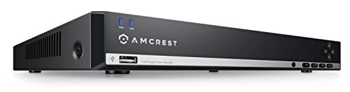 Amcrest 960H 8CH 1TB Security Camera DVR (Cameras Not Included)