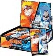 Naruto Card Chibi Tournament Pack Series 3 Booster Box (24 packs [Toy]