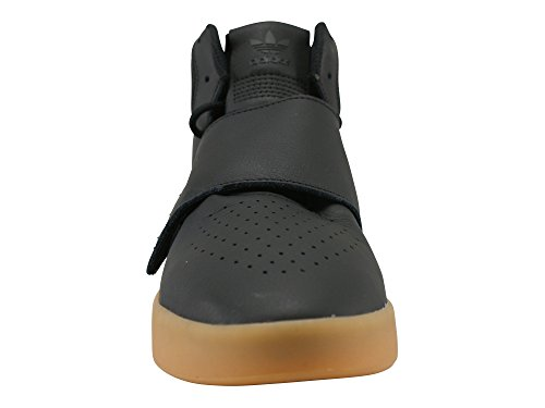 adidas Tubular Invader Strap, Zapatillas de Deporte para Hombre Varios Colores (Negbas/Gum1/Ftwbla)