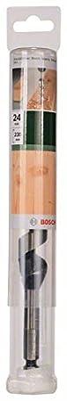 /Ø 10 mm Bosch Holzschlangenbohrer mit 1//4 Zoll-Sechskantschaft