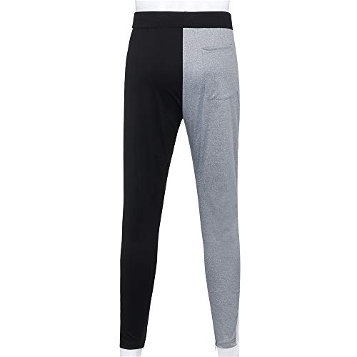 Sunenjoy Fitness Loose Sport Pantalons Chino Slim Homme De Casual Gris Fit Survêtement Jogging Running 0q0nP8rxd