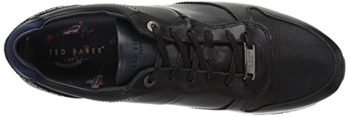 Ted Baker Men's Shindl Sneaker Black Leather free shipping cheap price 2015 for sale ivHPWzJ2