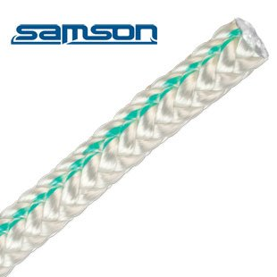 Samson® Arbor-Plex 12-Strand 1/2'' Climbing Rope 120' by Samson Motorcycle