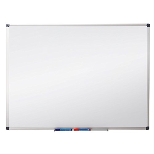 Magnetic White Board | Dry Erase Board | # 1 in Europe | Excellent for Office and Home - 48'' x 36'' by Master of Boards (Image #2)