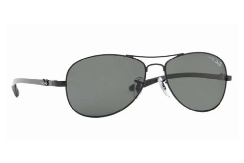 Ray-Ban RB8301 Sunglasses Black Crystal Polar Green 56 14 140 (B0022JQD7Q)    Amazon price tracker   tracking, Amazon price history charts, Amazon  price ... a967033e5fe5