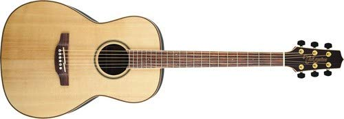 Takamine GY93-NAT New Yorker Acoustic Guitar, Natural by Takamine