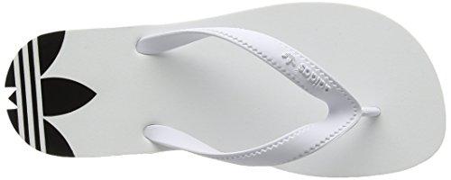 adidas Adisun, Mules para Mujer Blanco (Ftwr White/ftwr White/core Black)