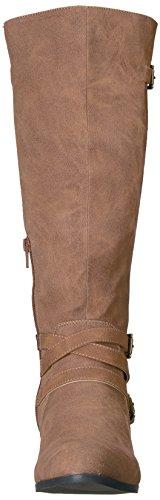 Madden Paris Fashion Girl Women's Cognac Opus Boot xaxBHw1q