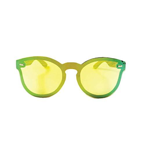 Santorini Summer colección Yellow Modelo Moorea vibes Sunglasses 011ArwxTq7