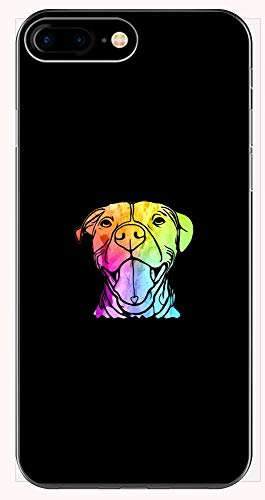 Beware of Pitbull May Steel Your Heart - Phone Case for iPhone 6+, 6S+, 7+, 8+