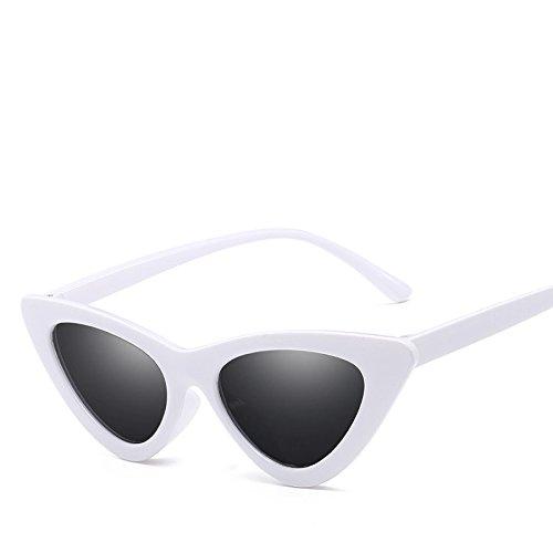 Marco Moda Viaje Gafas Marina Hombres Pieza Sol Gafas para Mujer Espejo para Disco Triángulo De RinV De NO5 Sol No14 De De Moda qYTAg0