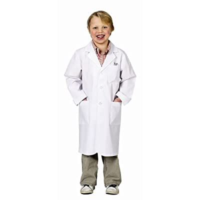 Aeromax Jr. Lab Coat, 3/4 Length (Child 2-3): Toys & Games