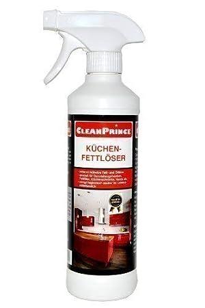 Cleanprince Desengrasante de Cocina 0,5 Litro Eliminador ...