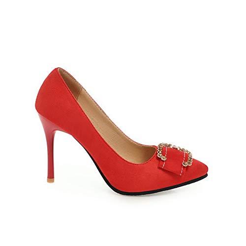 Sandales Compensées 36 APL10661 BalaMasa 5 Red Rouge Femme 4qz7pnS
