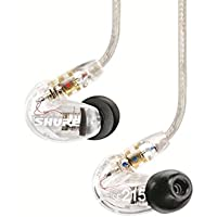 Shure SE215-CL-J Sound Isolating Earphones (International Version)