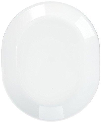 Corelle Livingware 12-1//4-inch Serving Platter Winter Frost White-3-pack