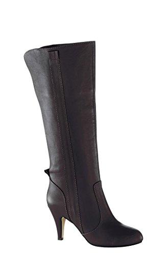 CHILLANY Stiefel Stiefel Braun dunkelbraun in 35 Größe Damen 7r6qwaO7