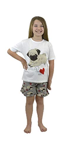 RJM Girls pjs Style LN151 Size 11-12 Years
